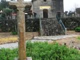cruzeiro e igreja da Falda da Urgueira | autor: Maria de Fátima Roque da Silva