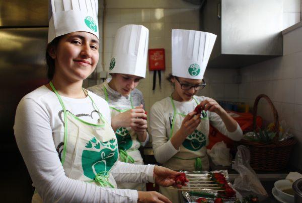 Equipa da Escola EB 2,3 Dr. João de Barros.