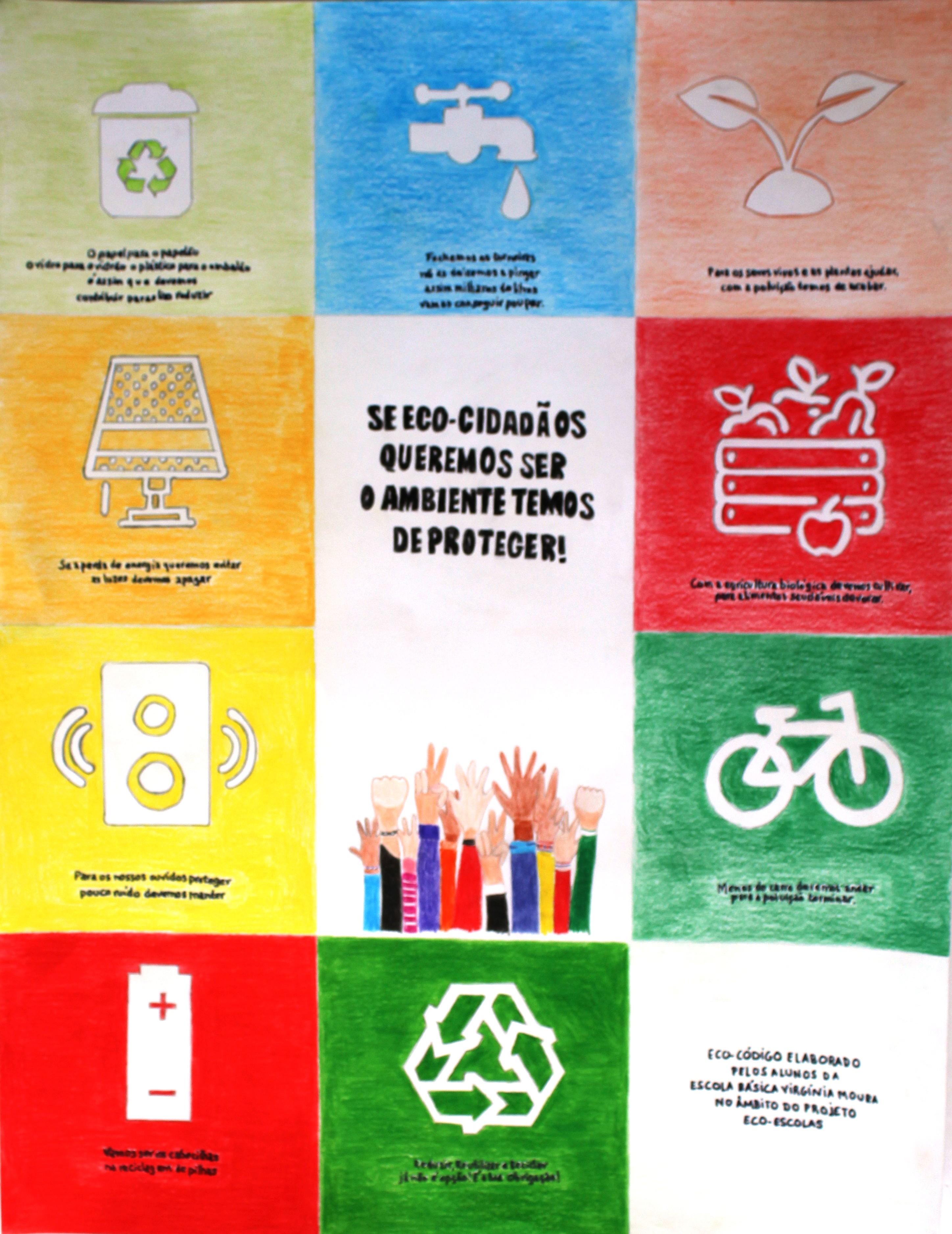Poster Eco-Código 2016   Premiados – Eco-Escolas