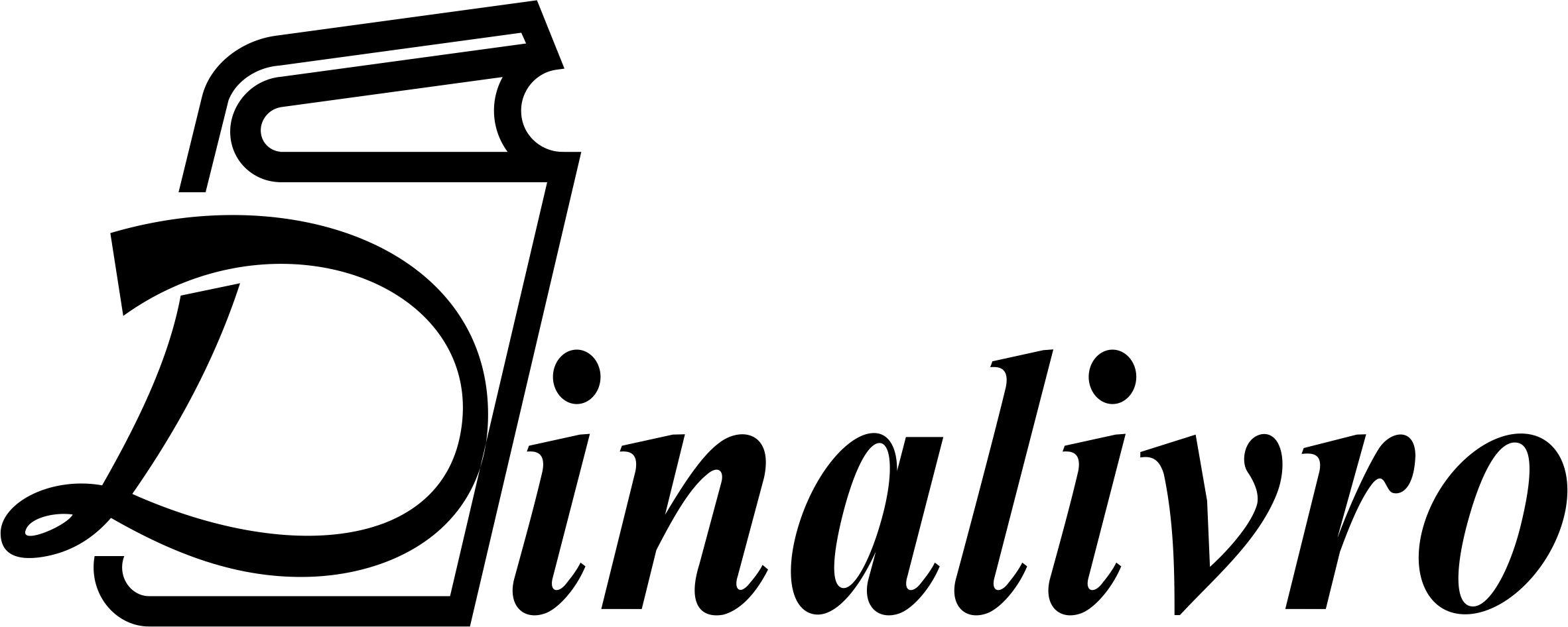 Logotipo Dinalivro