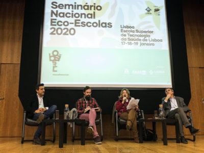 SEMINÁRIO ECOESCOLAS 2020